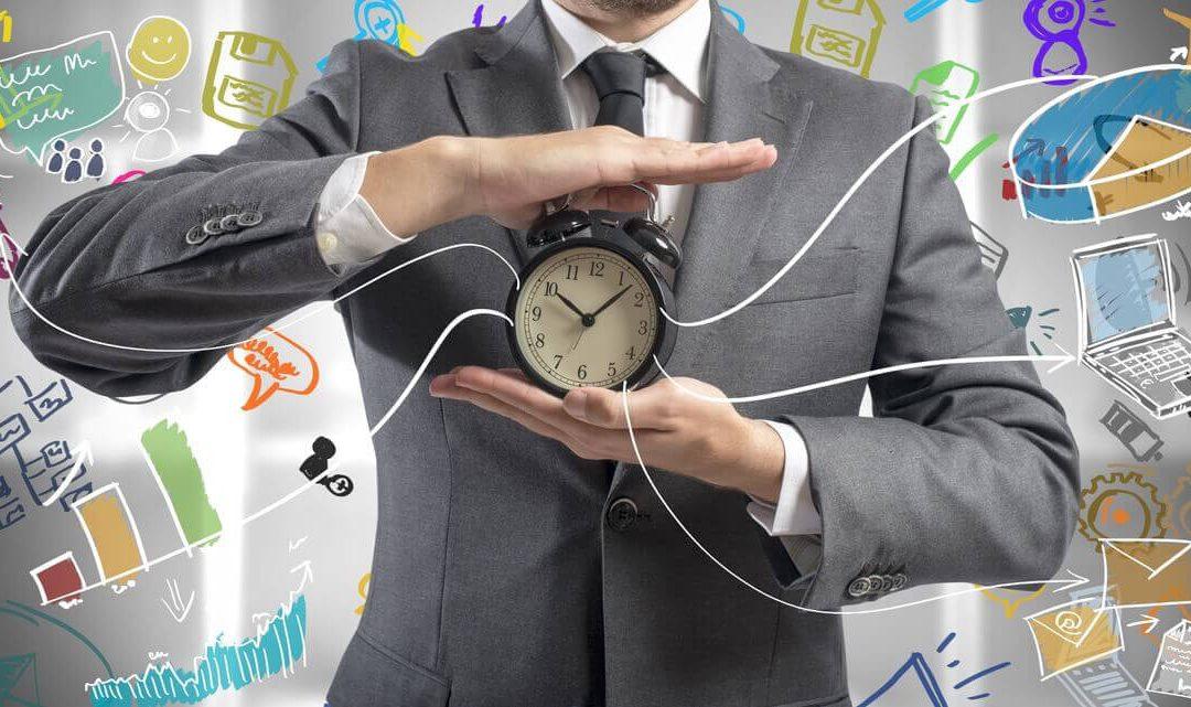 O quanto seu tempo é precioso para você ? Veja 4 dicas de como ter uma boa gestão do tempo